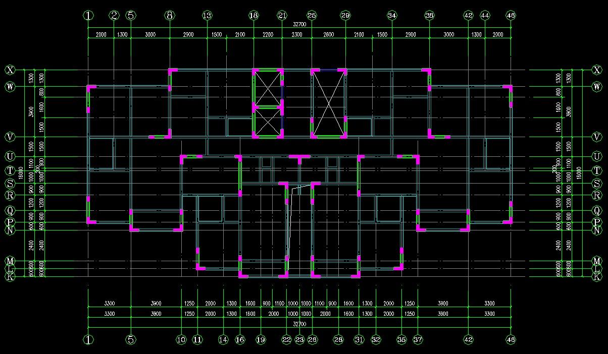 剪力墙中约束边缘构件和构造边缘构件的区别 2