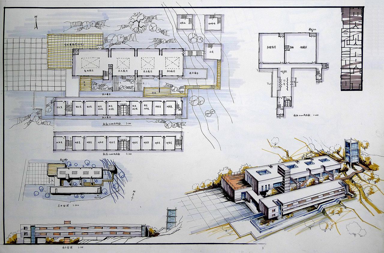 结构工程师入门知识之如何看懂建筑图(写给小白们) 2