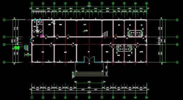 结构工程师入门知识之如何看懂建筑图(写给小白们) 1