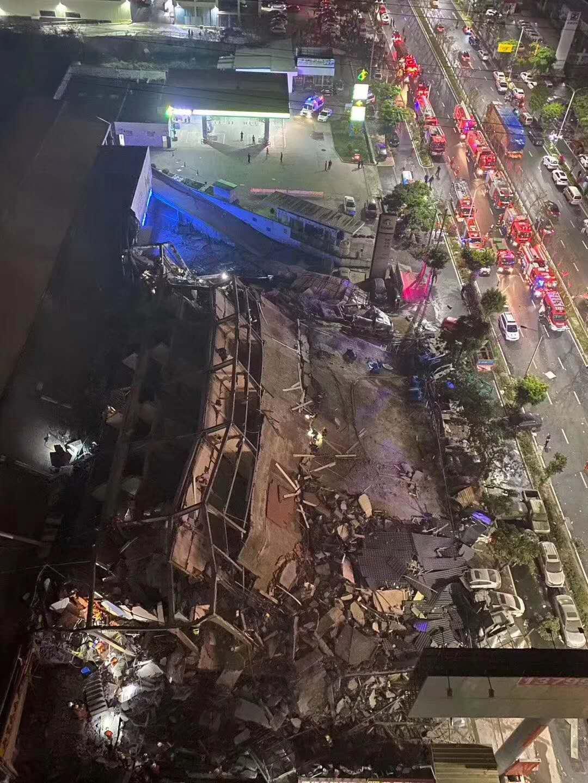 从福建泉州欣佳酒店意外倒塌原因分析中吸取血的教训 3