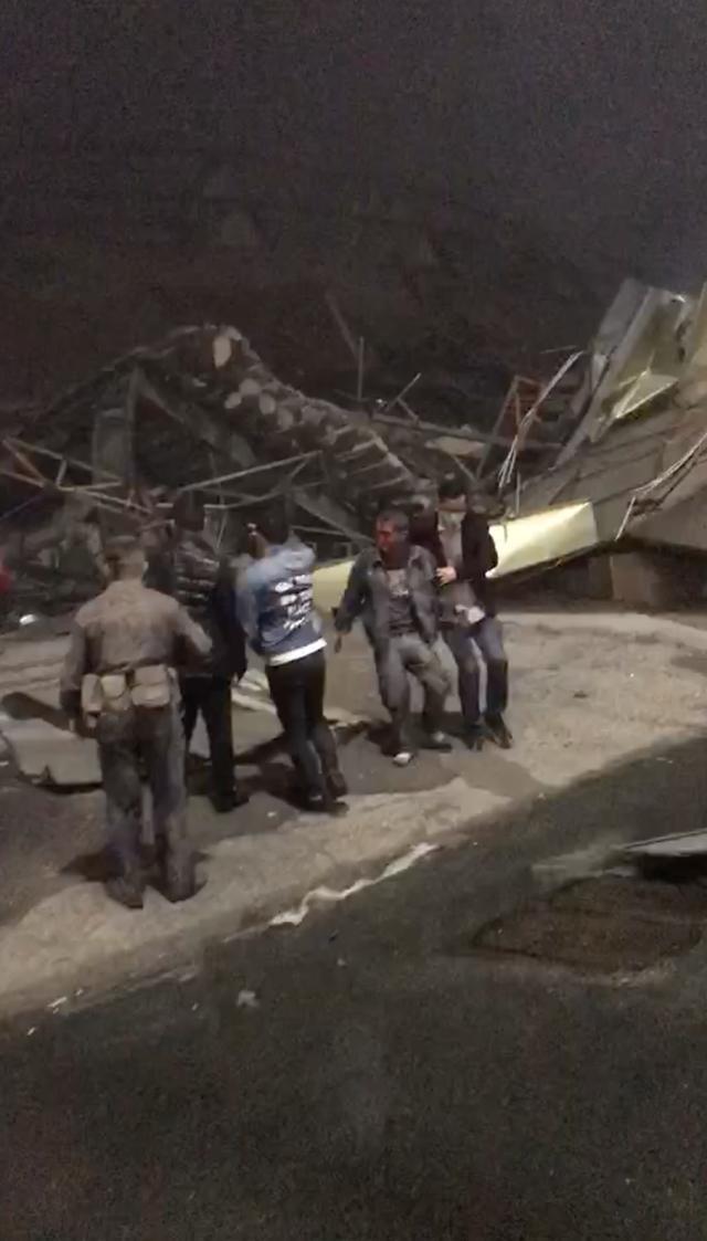 从福建泉州欣佳酒店意外倒塌原因分析中吸取血的教训 2