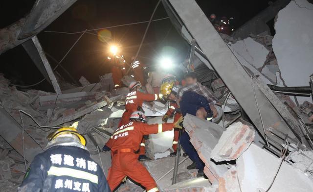 从福建泉州欣佳酒店意外倒塌原因分析中吸取血的教训 5