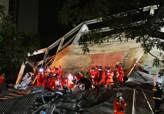 从福建泉州欣佳酒店意外倒塌原因分析中吸取血的教训 4