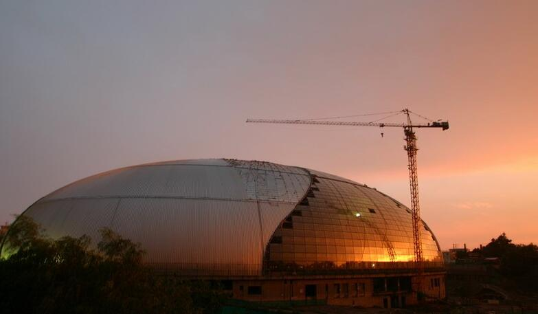 BIM技术内容及大跨度钢结构施工方法分析 1