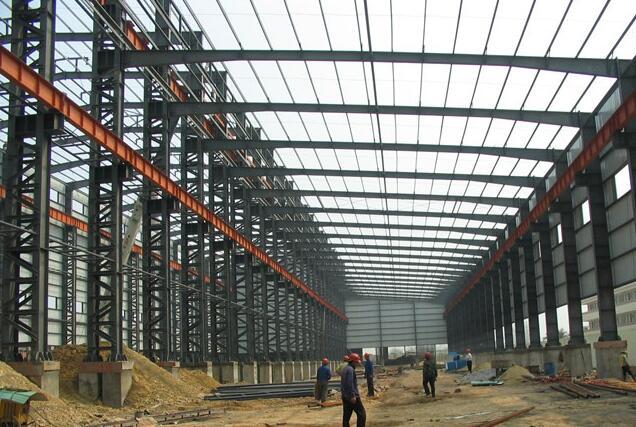 BIM技术内容及大跨度钢结构施工方法分析 2