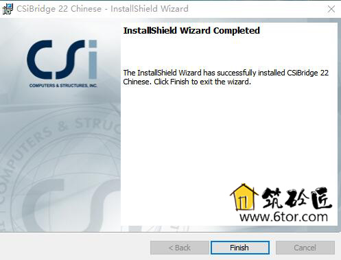 CSi Bridge v22(桥梁建模分析软件)64位简体中文破解版 12