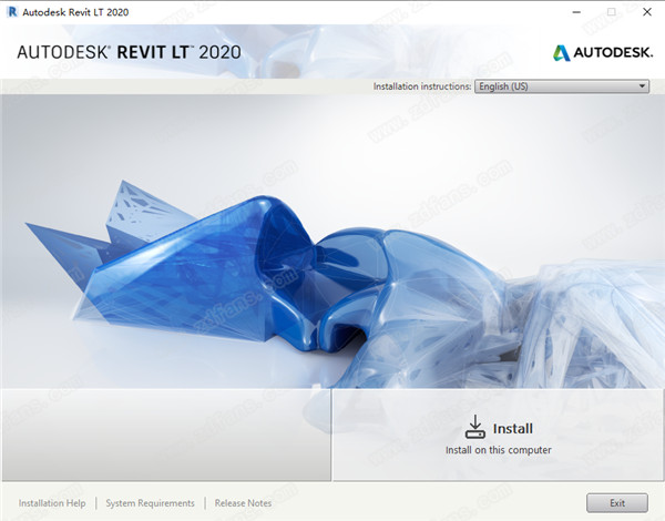 Autodesk Revit LT 2020 中文学习研究特别版(附安装教程) 2