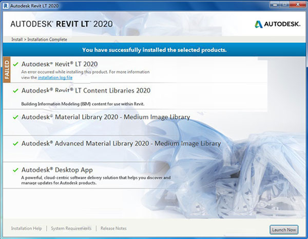 Autodesk Revit LT 2020 中文学习研究特别版(附安装教程) 5