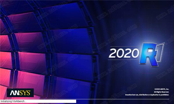 ANSYS Products 2020 R1开心学习研究和谐版