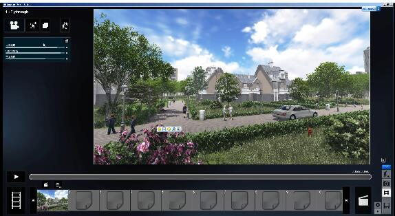 建筑效果图制作之Lumion场景效果设计实例自学视频教程 1