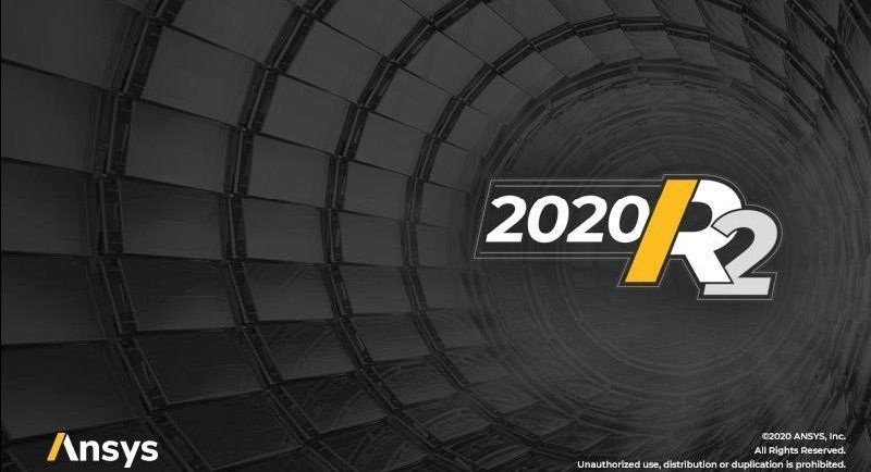 ANSYS 2020 R2开心学习研究和谐版(附补丁及激活教程) 1
