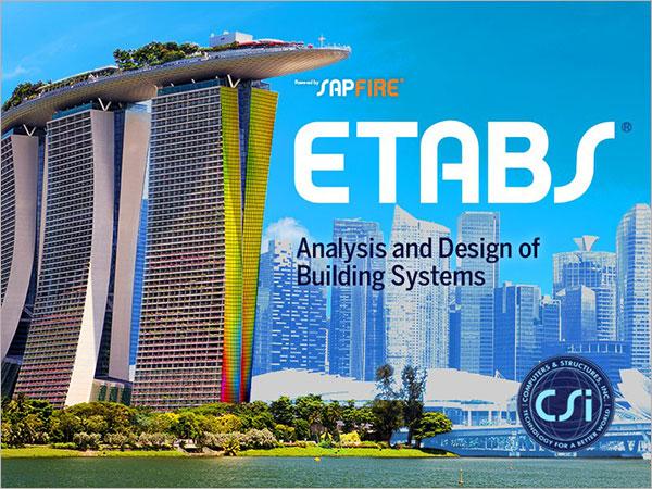 CSI ETABS19.1简体中文开心学习和谐旗舰版(含中国规范) 23