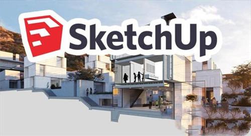 草图大师SketchUp 2021 v21.0.339中文和谐版(附安装教程) 1