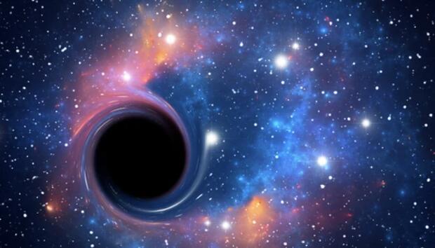 """黑洞也会""""打嗝""""可据此确定黑洞大小&Delta变种让群体免疫变得不可能 1"""